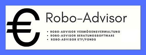 Die drei Arten von Robo-Advisors im Bild
